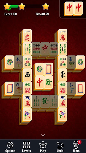 Mahjong Oriental screenshot 1