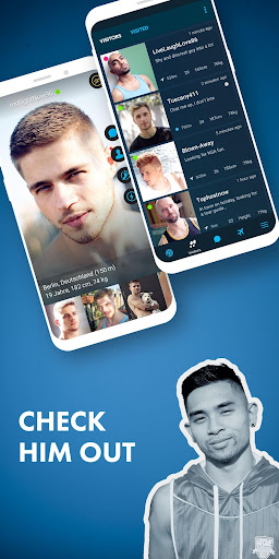 ROMEO - Gay Dating & Chat screenshot 3