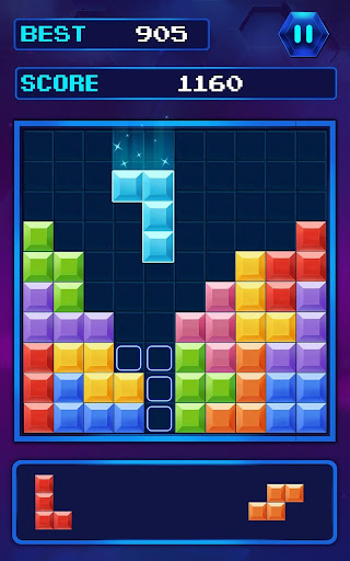 Block Puzzle Brick 1010 Free screenshot 1
