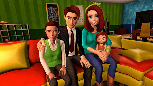 Virtual Mother Game screenshot 5