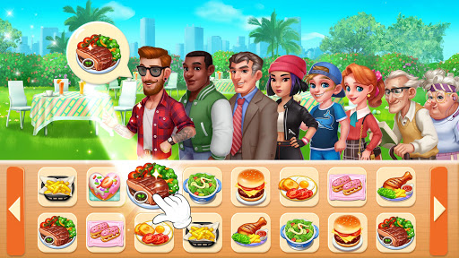 Cooking Frenzy®️ Restaurant Cooking Game screenshot 1