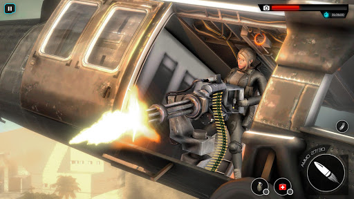 Cover Strike Fire Gun Game: Offline Shooting Games screenshot 7