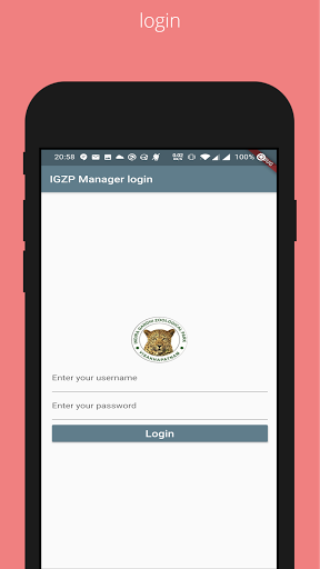 IGZP Manager screenshot 1