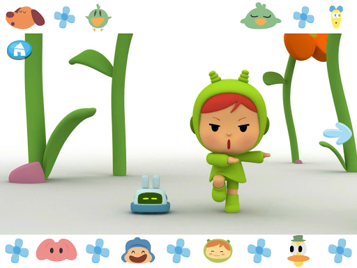 Pocoyo meets Nina screenshot 10