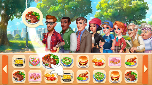 Cooking Frenzy®️ Restaurant Cooking Game screenshot 2