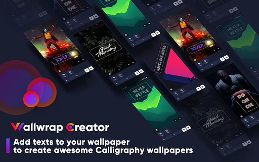 Wallwrap screenshot 3