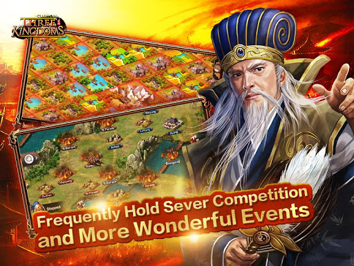 Clash of Three Kingdoms screenshot 10