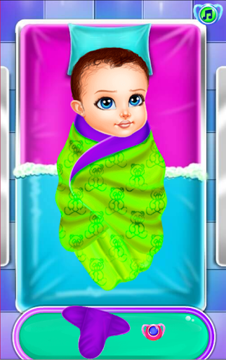 Newborn Care Game Pregnant games Mommy in Hospital screenshot 13