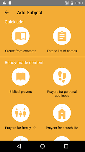 PrayerMate screenshot 3