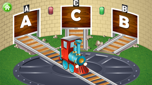 Learn Letter Names and Sounds with ABC Trains screenshot 4