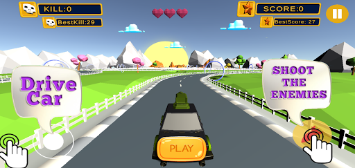 WarDrive screenshot 2
