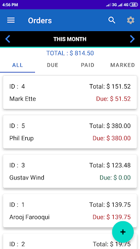 Store Manager: sales record & inventory management screenshot 4