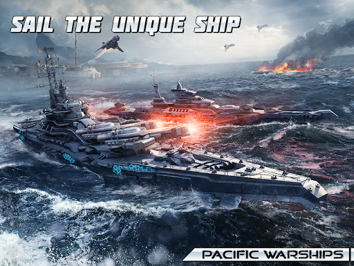 Pacific Warships screenshot 10