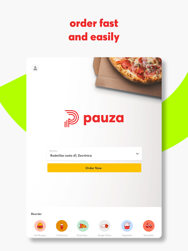 Pauza.hr Food Delivery screenshot 10