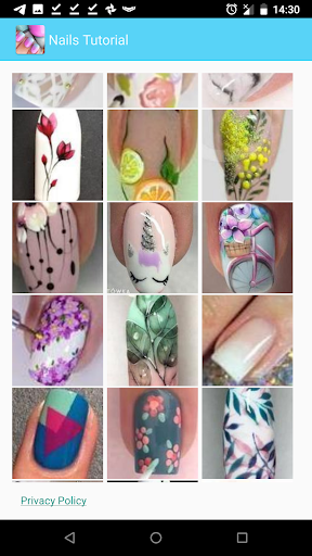 Collection of Nails Designs screenshot 1