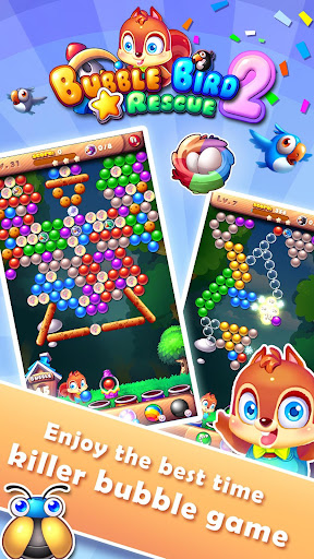 Bubble Bird Rescue 2 - Shoot! screenshot 19