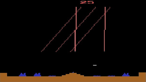 Missile Command screenshot 2