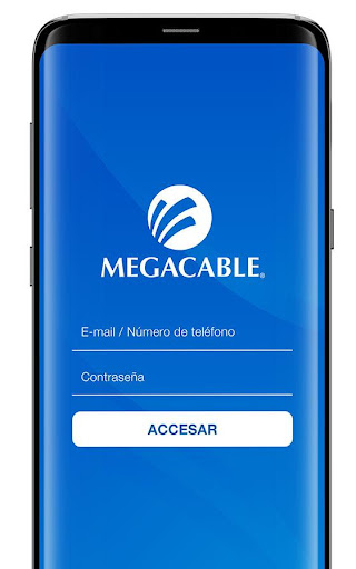 Megacable APP screenshot 1