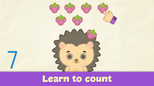 Learning numbers for kids screenshot 2