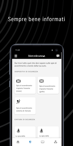 Mercedes me Service screenshot 3