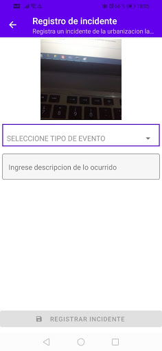 La Encalada screenshot 1