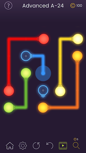 Puzzle Glow : Brain Puzzle Game Collection screenshot 1