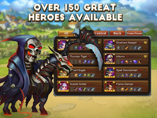 Heroes Charge screenshot 14