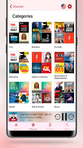 Podcasts by myTuner screenshot 4