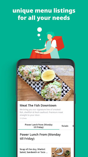 Toters:Food Delivery & More 屏幕截图 3