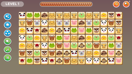 Connect Lovely Animals screenshot 1