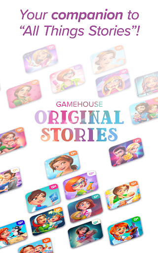 GameHouse Original Stories screenshot 1