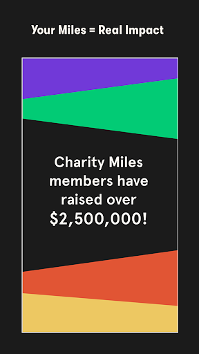 Charity Miles screenshot 3