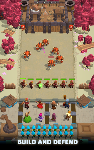 Wild Castle TD screenshot 3