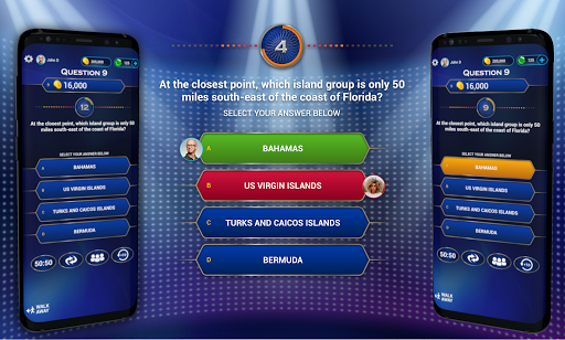 Who Wants to be a Millionaire screenshot 5