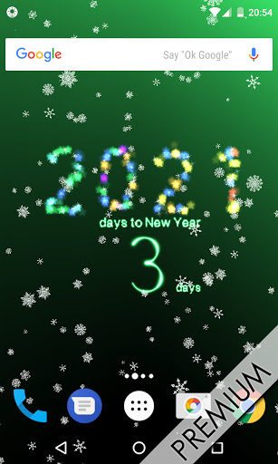 New Year countdown 2021 screenshot 15