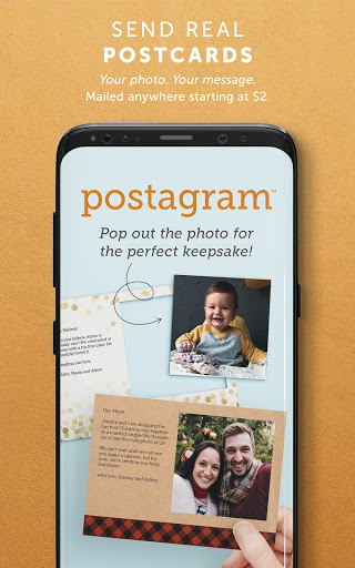 Postagram: Send Custom Photo Postcards screenshot 13