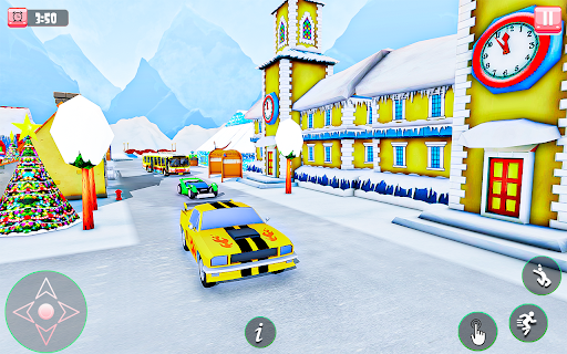Santa Claus Christmas Fun Gift Delivery screenshot 5