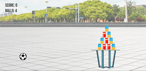 Cans City indie game screenshot 2