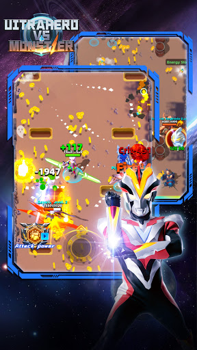 Ultrahero vs monsters screenshot 1