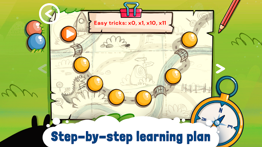 Engaging Multiplication Tables screenshot 15
