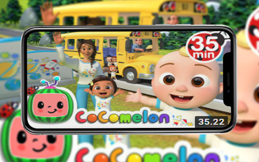 Coco~Melon Bus Song screenshot 2