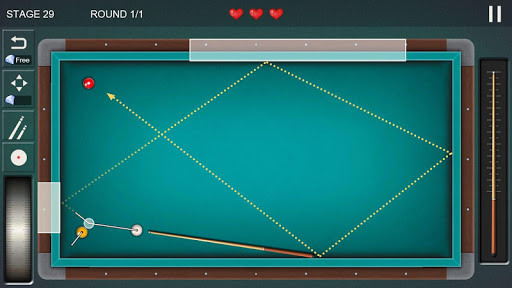 Pro Billiards 3balls 4balls screenshot 15