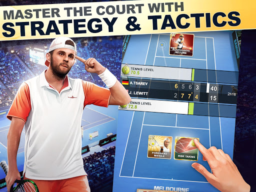 TOP SEED Tennis screenshot 7