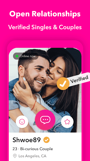 Dating & Chat App For Couples & Singles - BiCupid screenshot 2