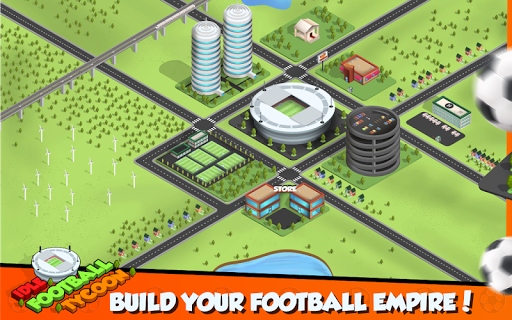 Idle Soccer Tycoon screenshot 6
