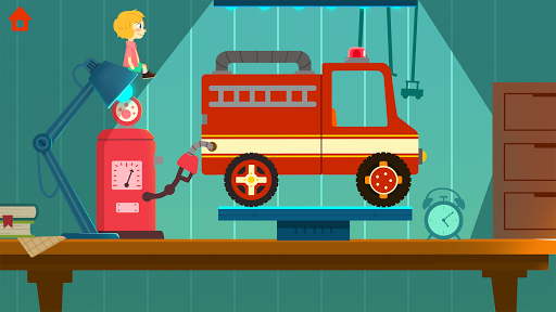 Cars games for toddlers screenshot 2