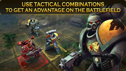 Warhammer 40,000 screenshot 3