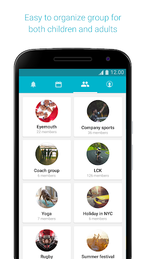 Spond - Sports Team Management screenshot 2