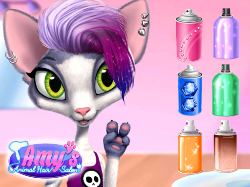 Amy's Animal Hair Salon screenshot 16