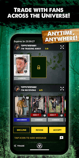 The Walking Dead Universe Collect by Topps® screenshot 2